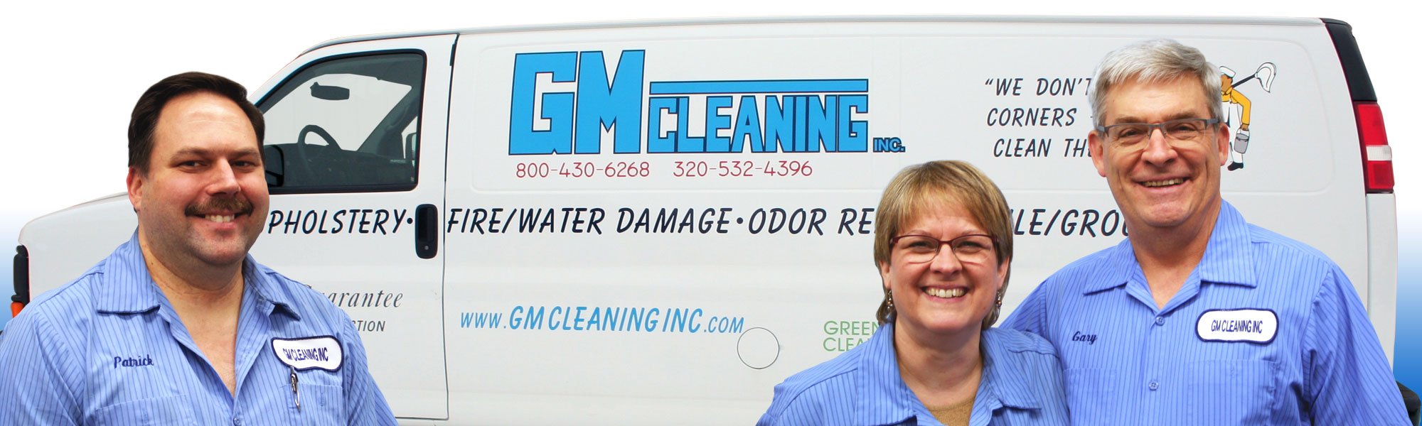 GM Cleaning Inc