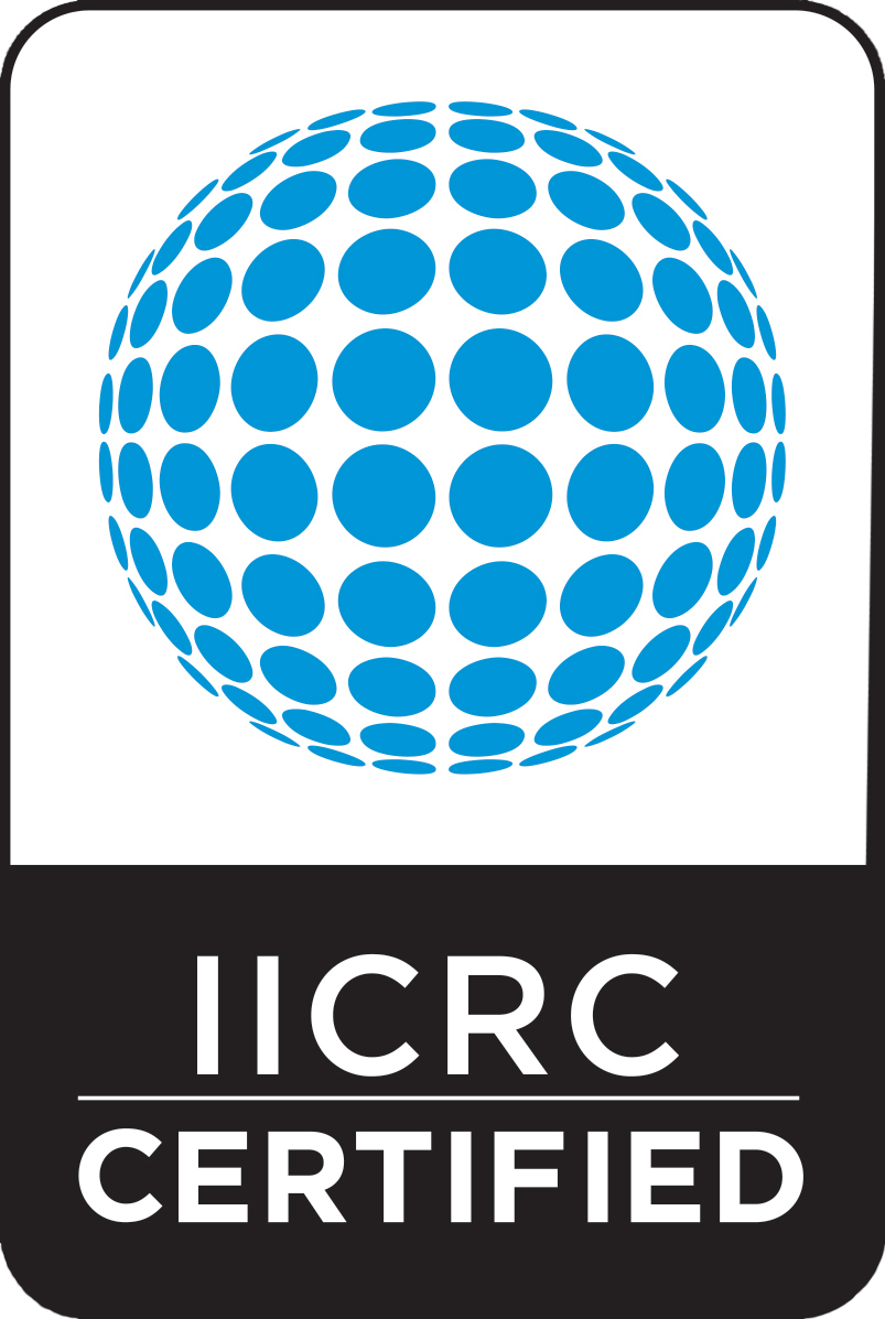 GM Cleaning is a IICRC Certified Cleaning Company